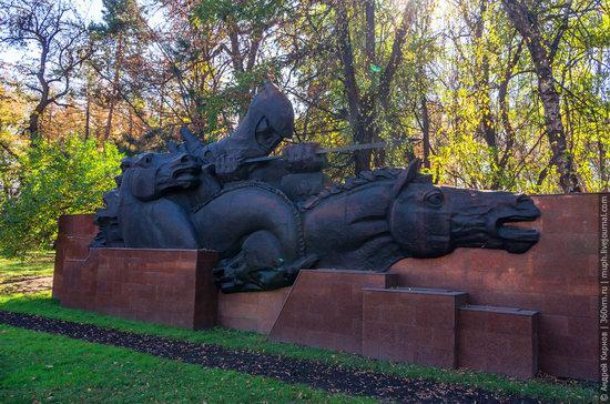 Park of 28 Panfilovtsev in Almaty, Kazakhstan, photo 4
