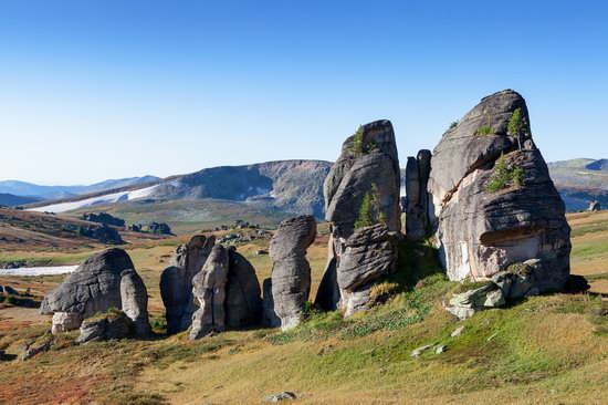 Rock Formations of the Western-Altai Reserve, Kazakhstan, photo 1