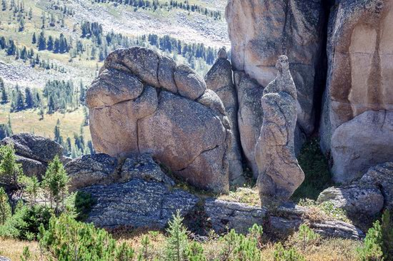 Rock Formations of the Western-Altai Reserve, Kazakhstan, photo 10