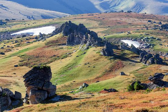 Rock Formations of the Western-Altai Reserve, Kazakhstan, photo 2