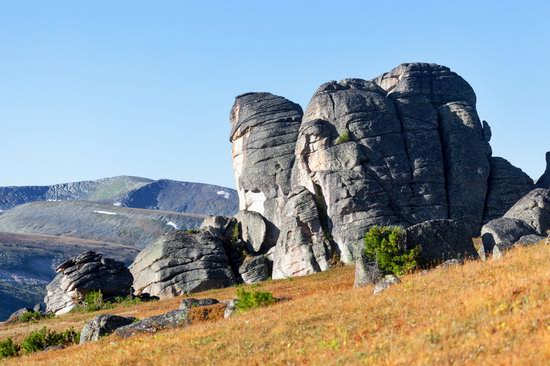 Rock Formations of the Western-Altai Reserve, Kazakhstan, photo 3