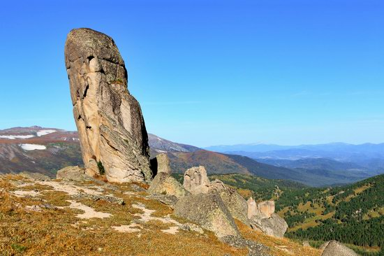 Rock Formations of the Western-Altai Reserve, Kazakhstan, photo 4