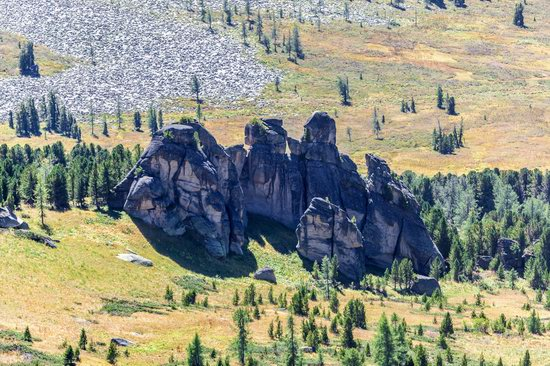 Rock Formations of the Western-Altai Reserve, Kazakhstan, photo 7