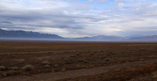 Sunken Forest of Lake Kaindy, Kazakhstan, photo 2