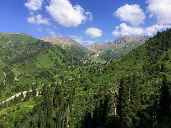 Hiking in Gorelnik Gorge, Kazakhstan, photo 16
