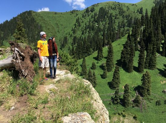 Hiking in Gorelnik Gorge, Kazakhstan, photo 5