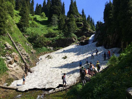 Hiking in Gorelnik Gorge, Kazakhstan, photo 7
