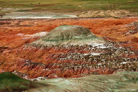 Landscapes of Kiin Kirish Valley, Kazakhstan, photo 10