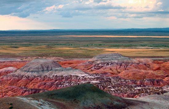 Landscapes of Kiin Kirish Valley, Kazakhstan, photo 12