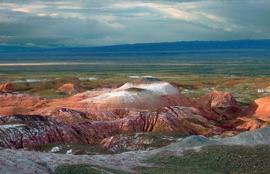 Landscapes of Kiin Kirish Valley, Kazakhstan, photo 13