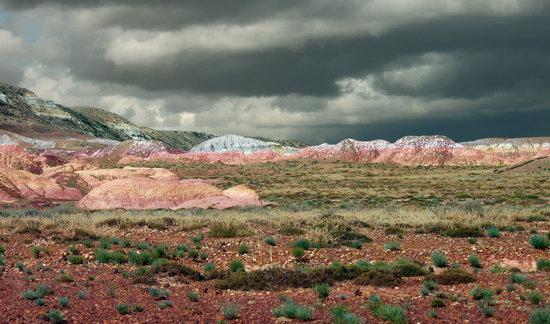 Landscapes of Kiin Kirish Valley, Kazakhstan, photo 18
