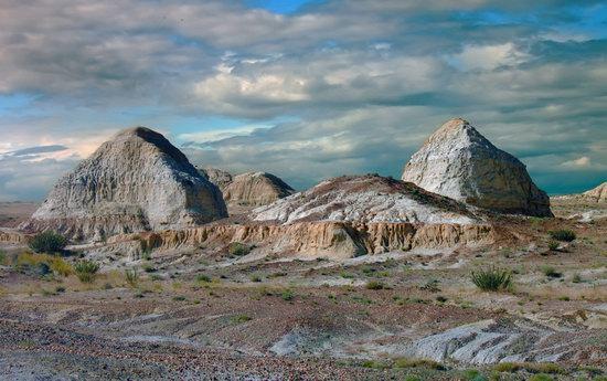Landscapes of Kiin Kirish Valley, Kazakhstan, photo 19