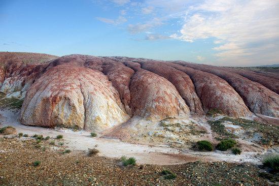 Landscapes of Kiin Kirish Valley, Kazakhstan, photo 2