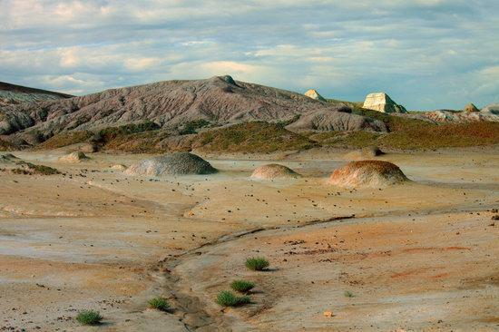 Landscapes of Kiin Kirish Valley, Kazakhstan, photo 20