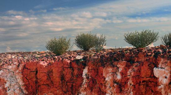 Landscapes of Kiin Kirish Valley, Kazakhstan, photo 21