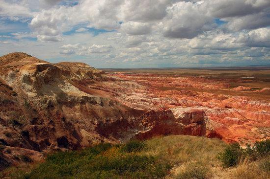 Landscapes of Kiin Kirish Valley, Kazakhstan, photo 6