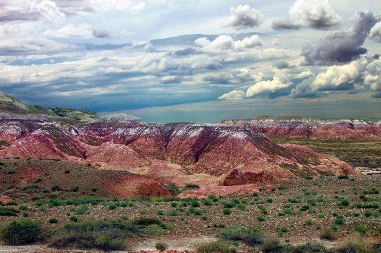 Landscapes of Kiin Kirish Valley, Kazakhstan, photo 7