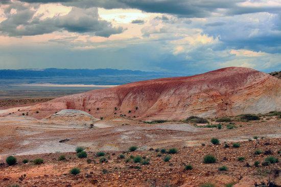 Landscapes of Kiin Kirish Valley, Kazakhstan, photo 8