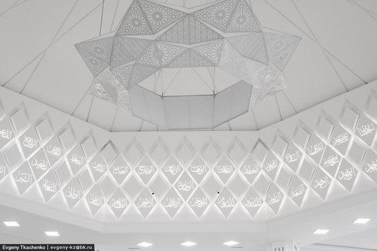 Ryskeldy Kazhy Mosque, Astana, Kazakhstan, photo 10