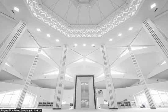 Ryskeldy Kazhy Mosque, Astana, Kazakhstan, photo 14