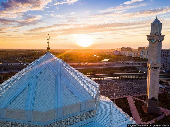 Ryskeldy Kazhy Mosque, Astana, Kazakhstan, photo 4