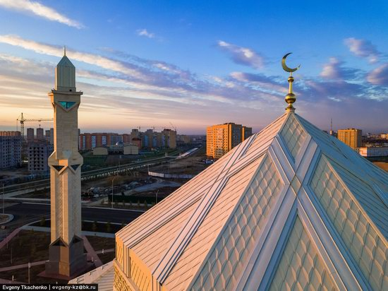 Ryskeldy Kazhy Mosque, Astana, Kazakhstan, photo 5