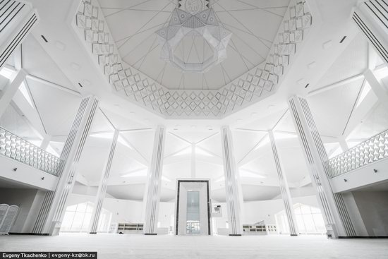 Ryskeldy Kazhy Mosque, Astana, Kazakhstan, photo 6
