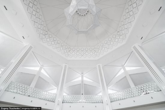 Ryskeldy Kazhy Mosque, Astana, Kazakhstan, photo 7