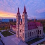 The Largest Catholic Cathedral in Kazakhstan