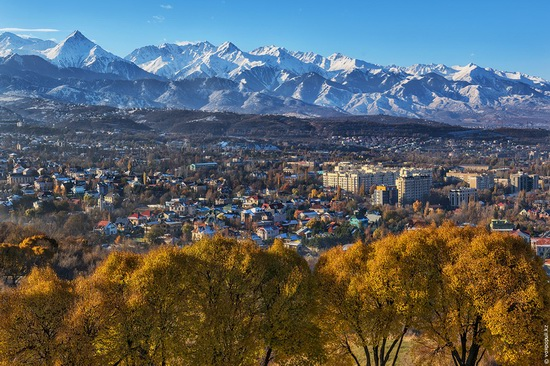 Almaty - the view from above, Kazakhstan, photo 15