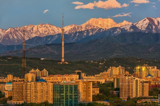 Almaty - the view from above, Kazakhstan, photo 18