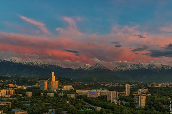 Almaty - the view from above, Kazakhstan, photo 20