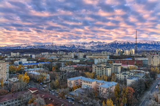 Almaty - the view from above, Kazakhstan, photo 24