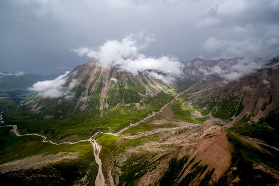 Landscapes of the Northern Tian Shan, Kazakhstan, photo 12