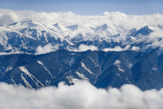 Landscapes of the Northern Tian Shan, Kazakhstan, photo 6