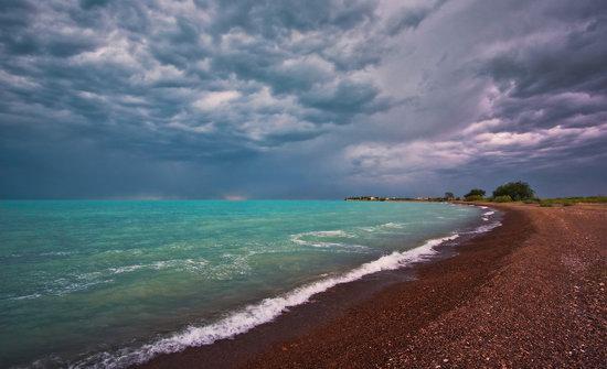 Beautiful Landscapes of Lake Balkhash, Kazakhstan, photo 6