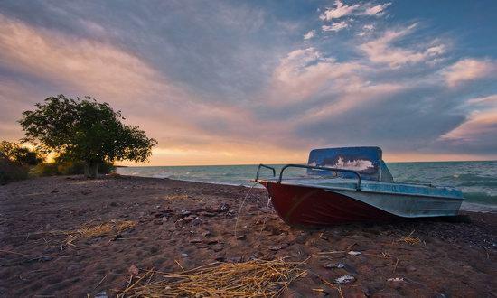 Beautiful Landscapes of Lake Balkhash, Kazakhstan, photo 8
