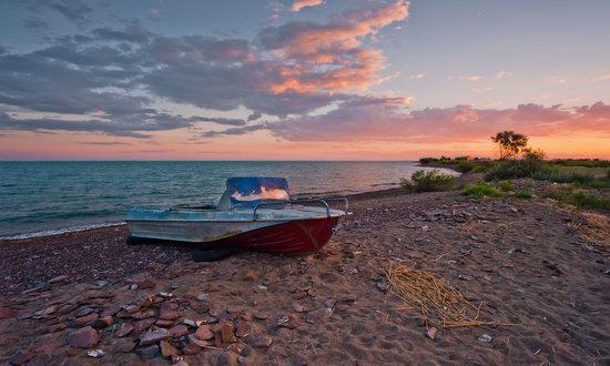 Beautiful Landscapes of Lake Balkhash, Kazakhstan, photo 9