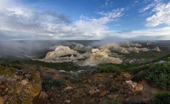 Morning on Aktolagay Plateau, Aktobe Oblast, Kazakhstan, photo 3