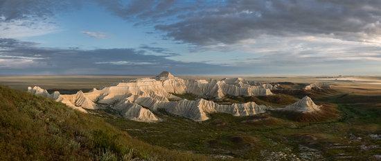 Morning on Aktolagay Plateau, Aktobe Oblast, Kazakhstan, photo 4