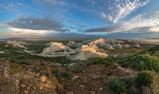Morning on Aktolagay Plateau, Aktobe Oblast, Kazakhstan, photo 5