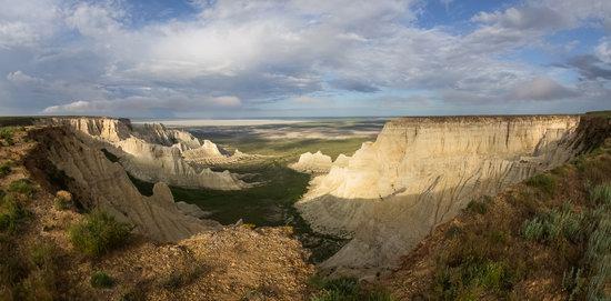 Morning on Aktolagay Plateau, Aktobe Oblast, Kazakhstan, photo 6