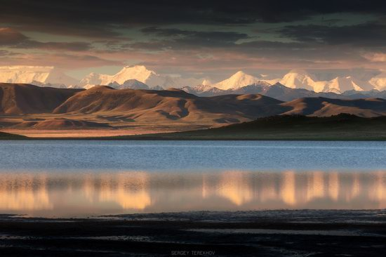 Tuzkol - the Saltiest Mountain Lake in Kazakhstan, photo 11