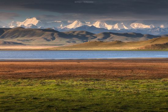 Tuzkol - the Saltiest Mountain Lake in Kazakhstan, photo 12