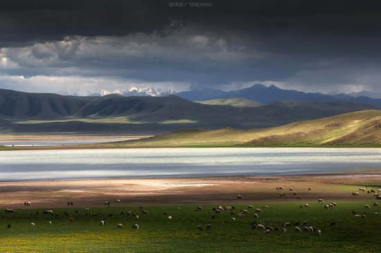 Tuzkol - the Saltiest Mountain Lake in Kazakhstan, photo 3