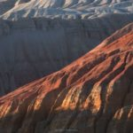 Colorful Landscapes of the Aktau Mountains