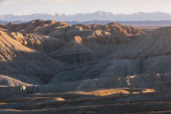 Colorful Landscapes of the Aktau Mountains, Kazakhstan, photo 12