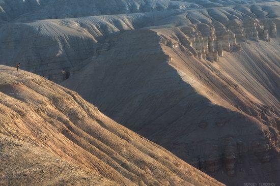 Colorful Landscapes of the Aktau Mountains, Kazakhstan, photo 14