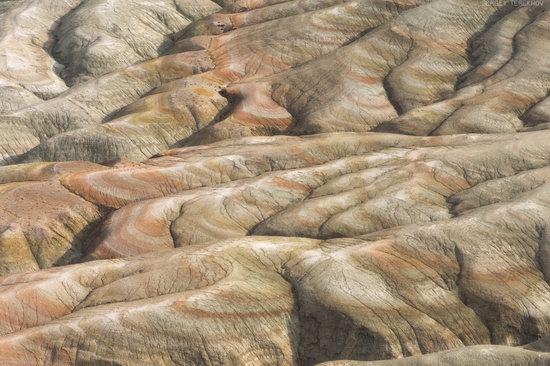 Colorful Landscapes of the Aktau Mountains, Kazakhstan, photo 16