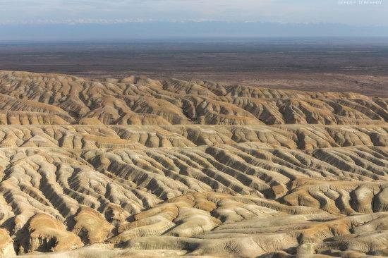 Colorful Landscapes of the Aktau Mountains, Kazakhstan, photo 17
